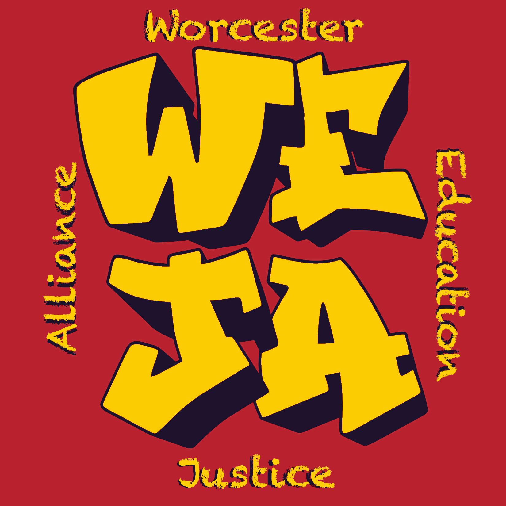 Worcester Education Justice Alliance (WEJA)   We are students, parents, educators, school staff, and community members, standing together to to mobilize for greater racial and social justice in our Worcester Public School System.