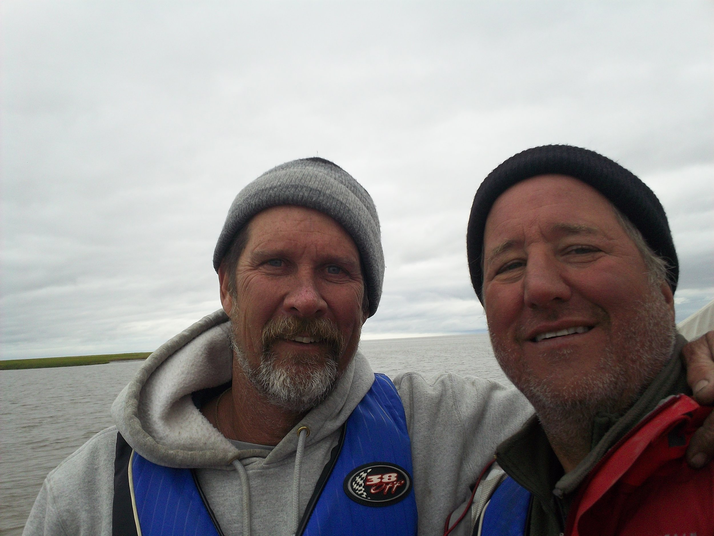 Out on the Bering Sea