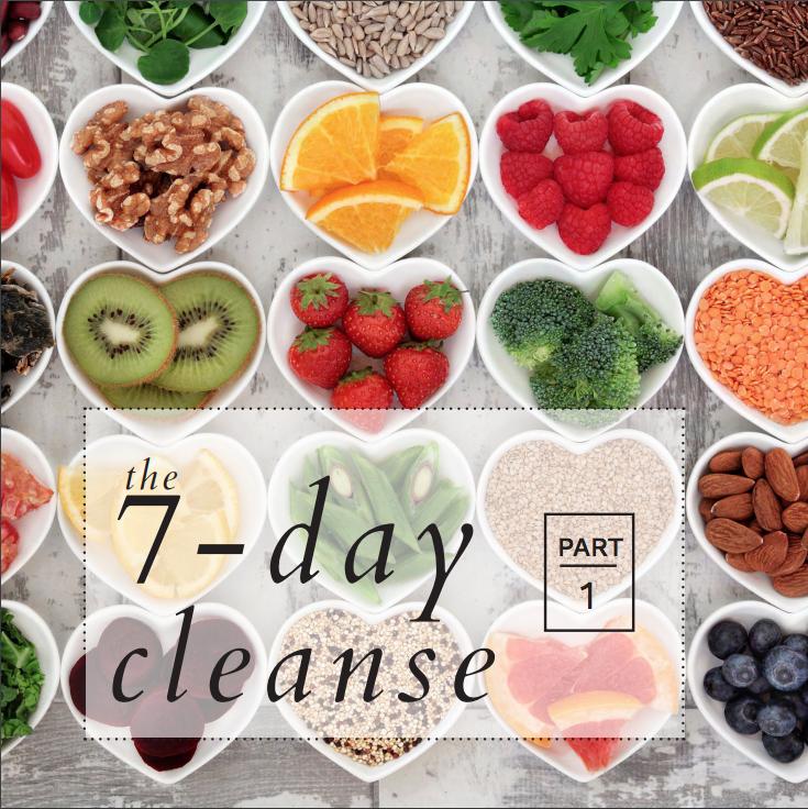 7-Day Detox Plan