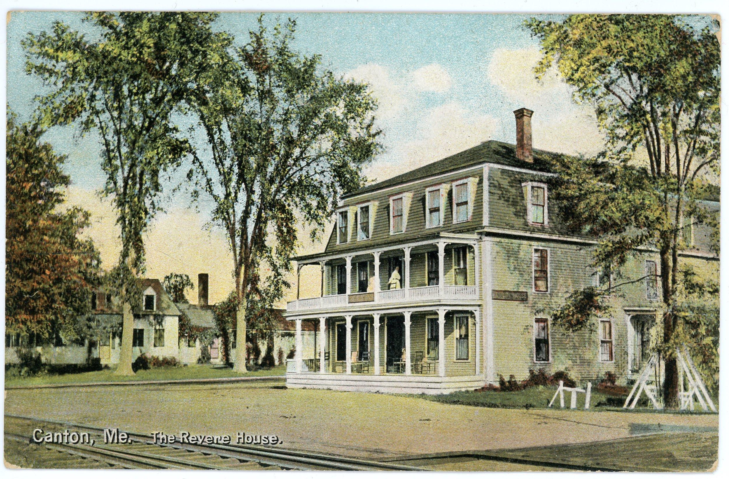 The Revere House; circa 1907