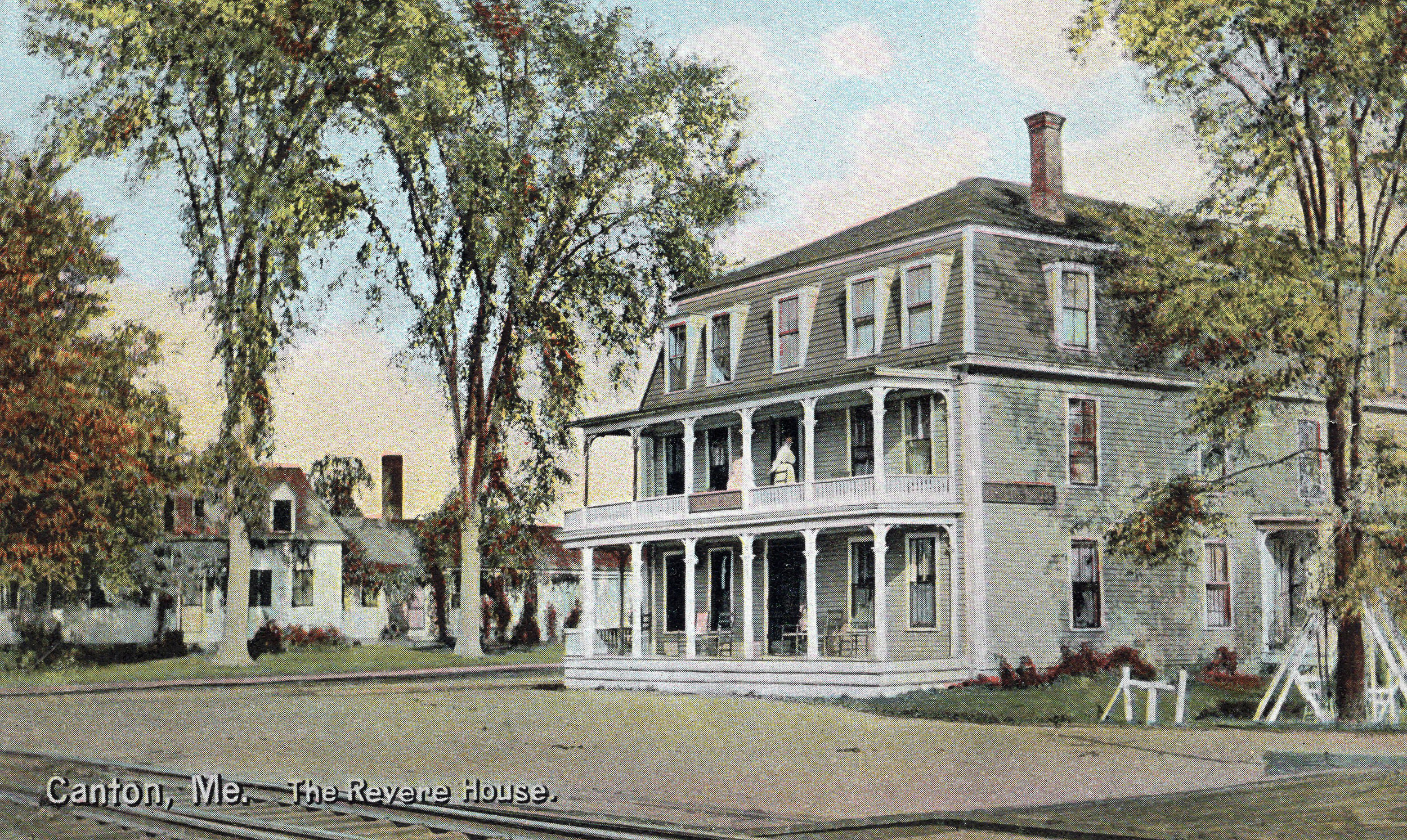 THEN: The Revere House Hotel 1914