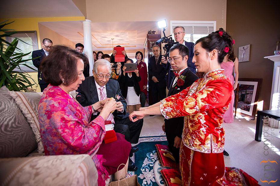 in home tea ceremony