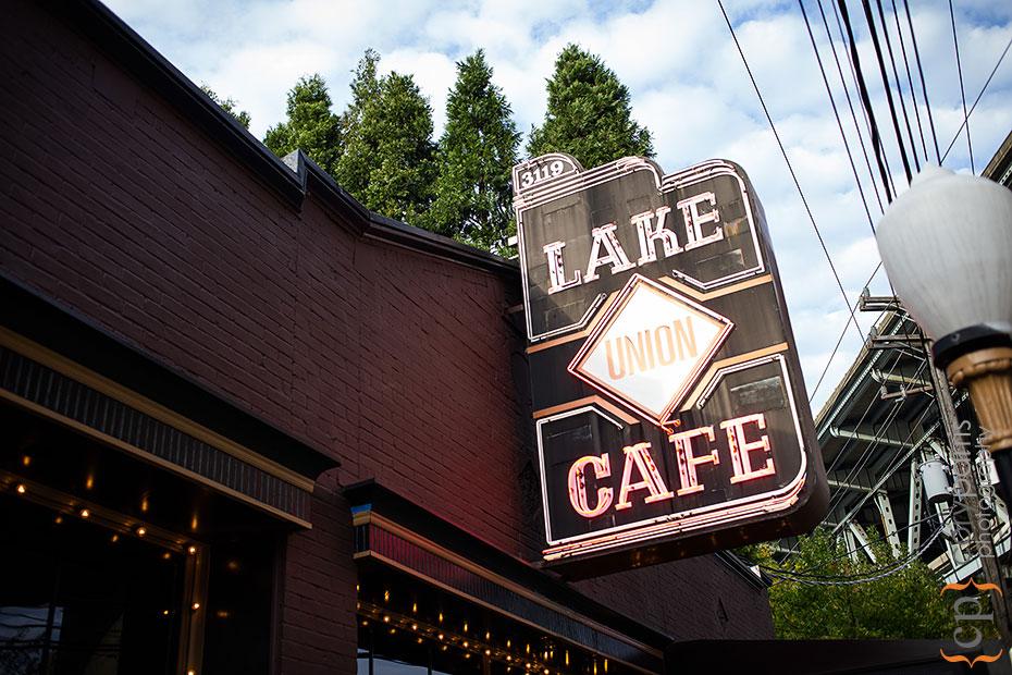 Lake Union Cafe exterior