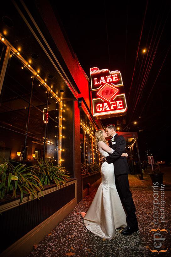 lake union cafe portrait
