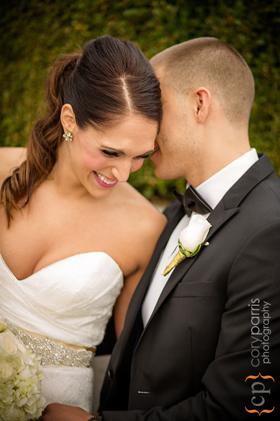 couple portrait at the woodmark hotel
