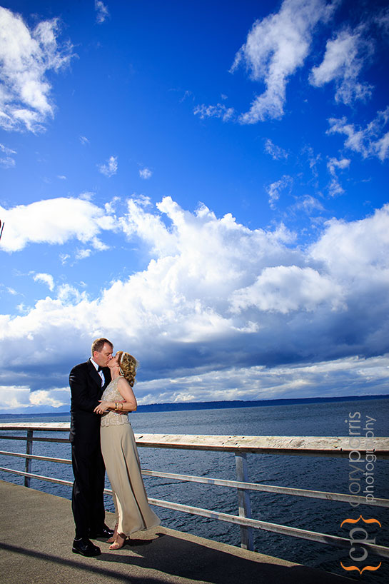 Edmonds wedding