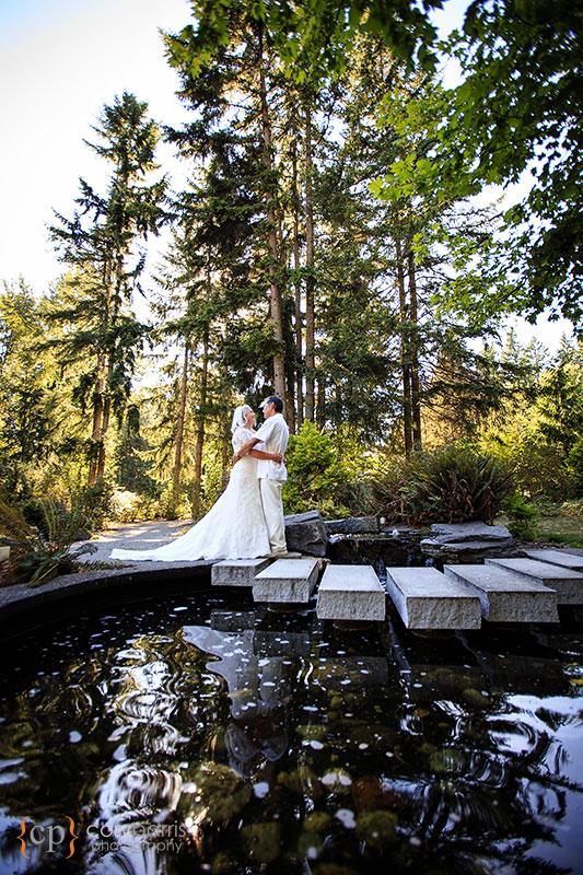 Lake Wilderness Lodge Wedding