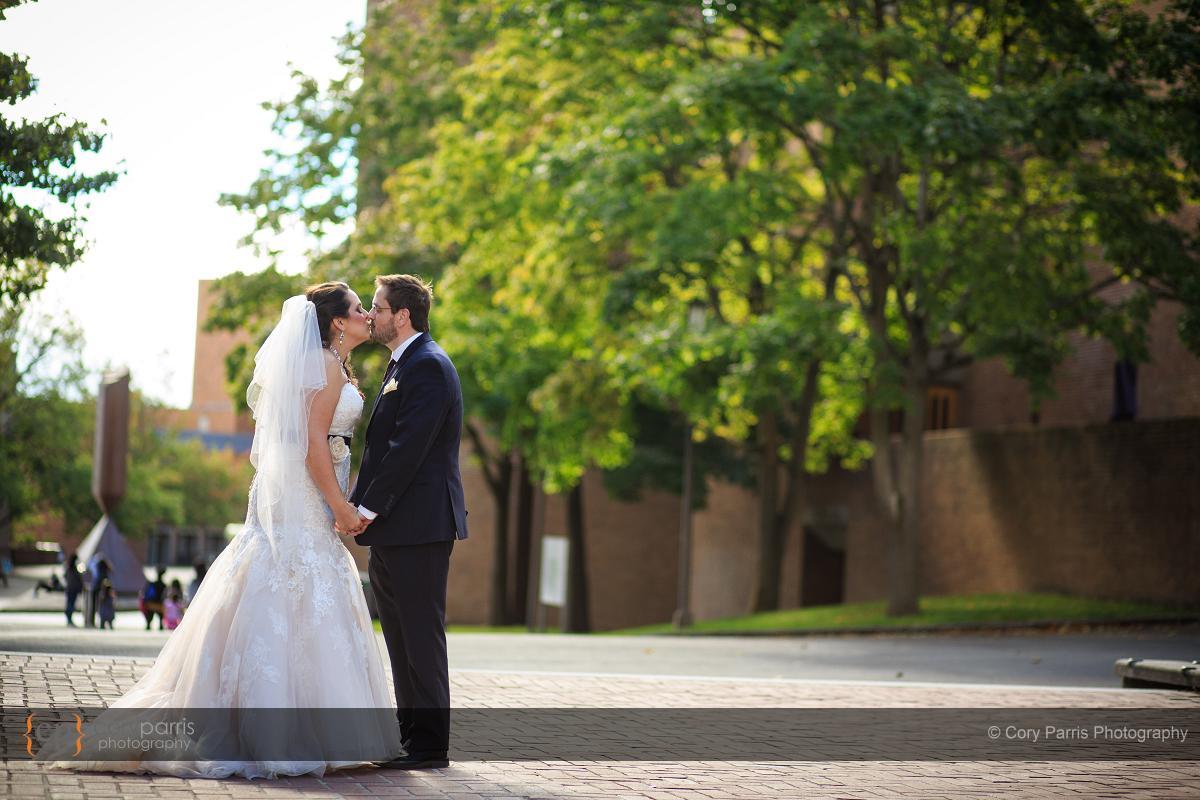 UW wedding portraits