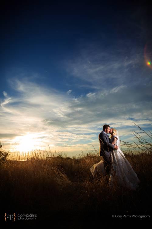 Golden Gardens wedding photography