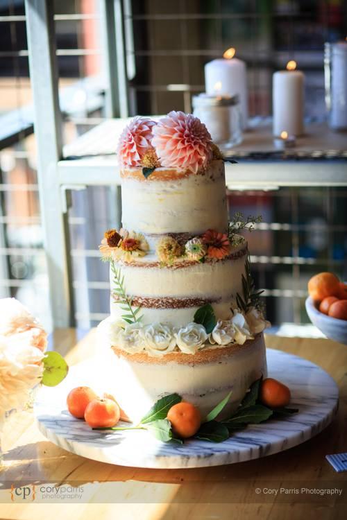Beautiful wedding cake seattle