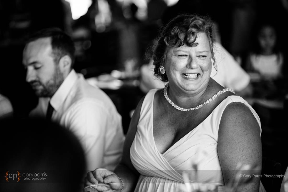 Tutta Bella wedding reception
