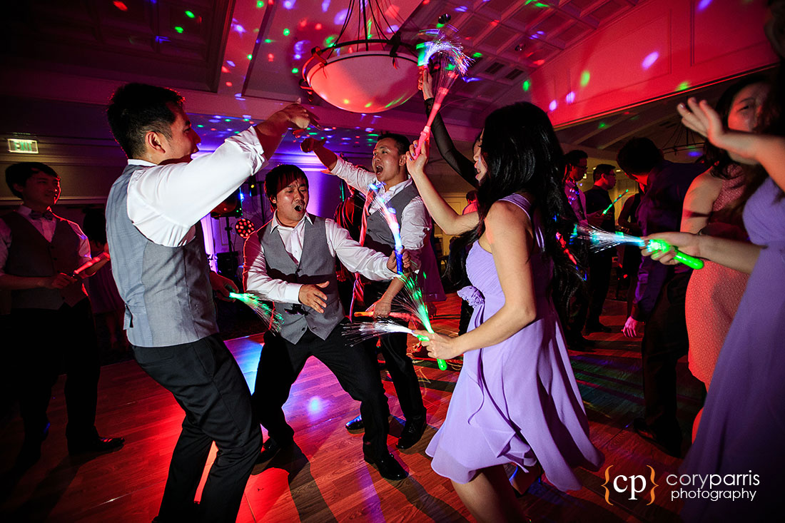 Wedding Dancing at Newcastle Golf Club