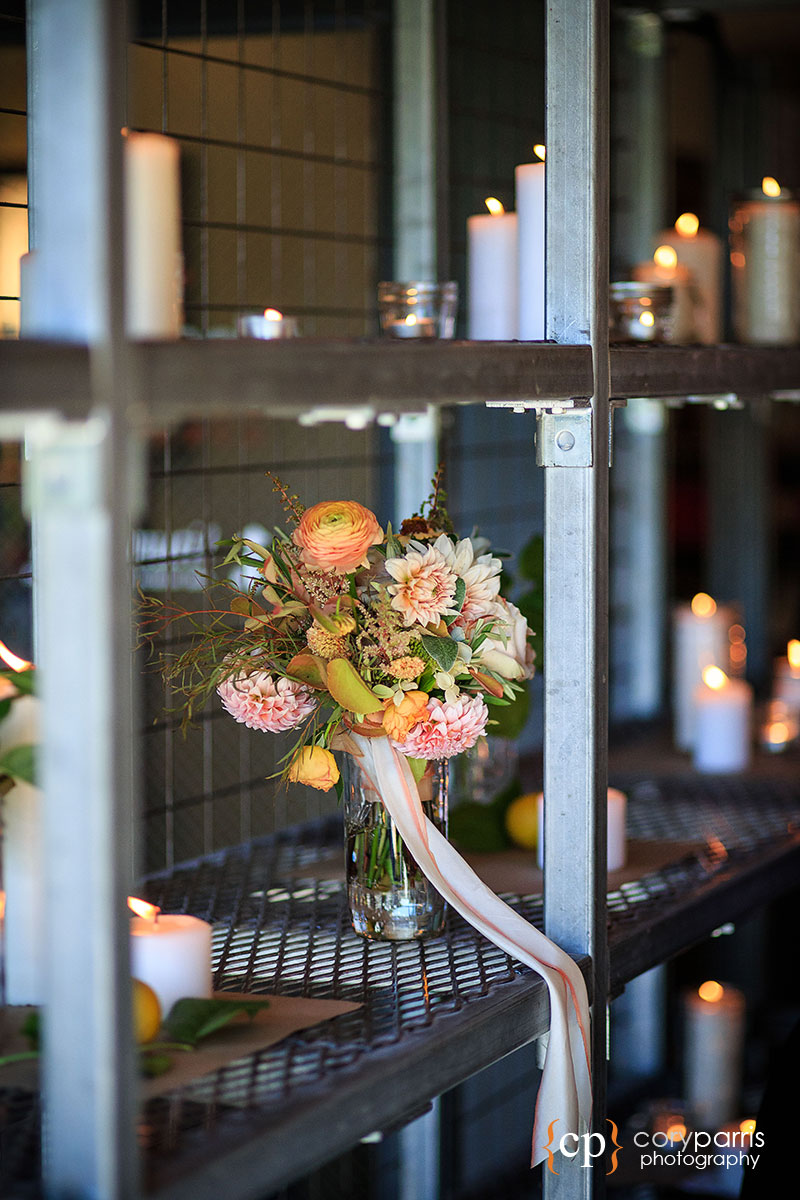 Seattle wedding flowers