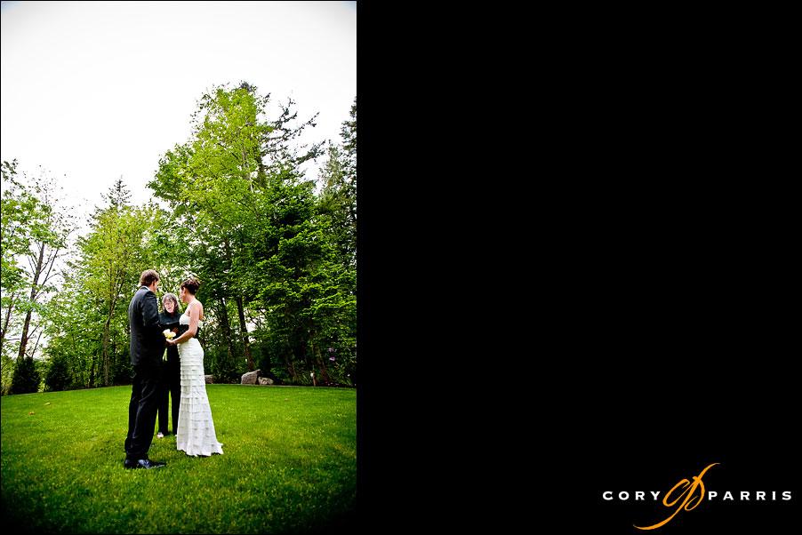 wedding photographs at snoqualmie falls