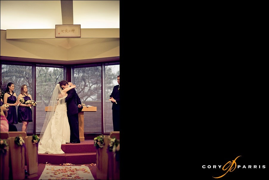 wedding at the japanese baptist church by seattle wedding photographer cory parris