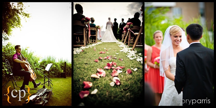 images of a wedding at shilshole bay beach club in seattle by wedding photographer cory parris