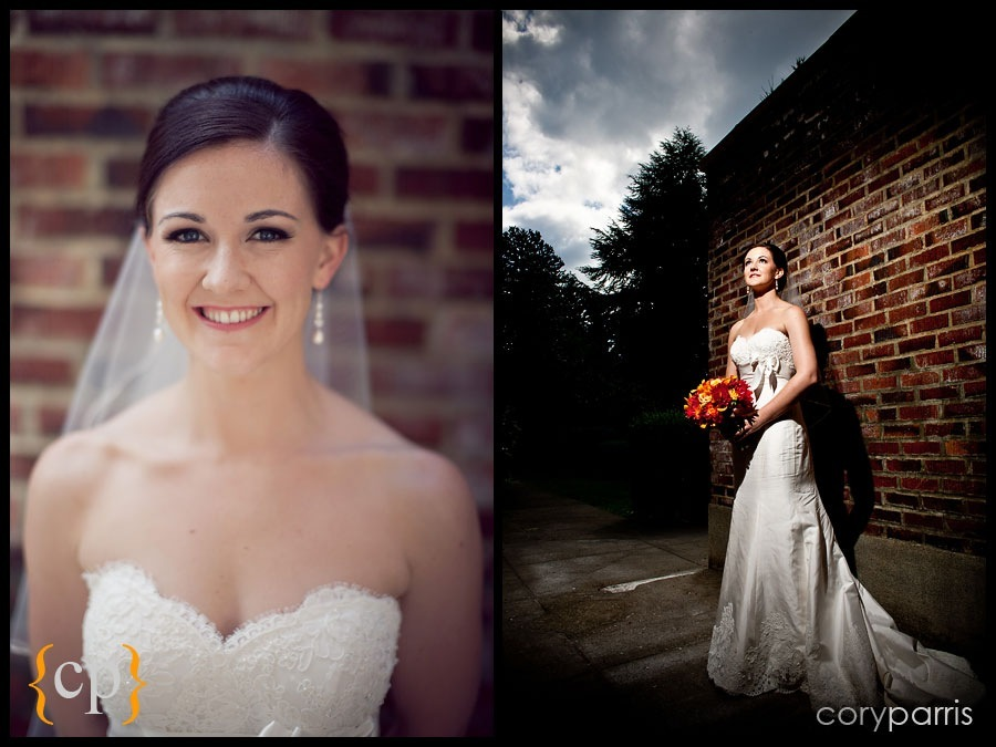 bridal portraits by seattle wedding photographer cory parris