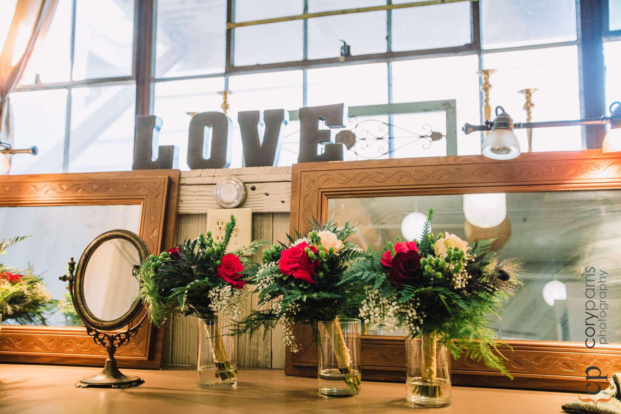 wedding detail lake union cafe
