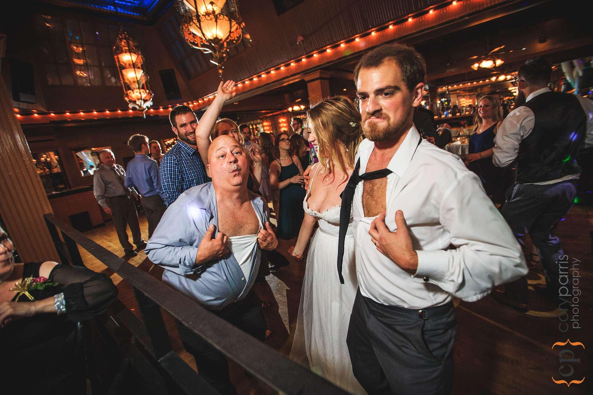 lake union cafe wedding reception seattle