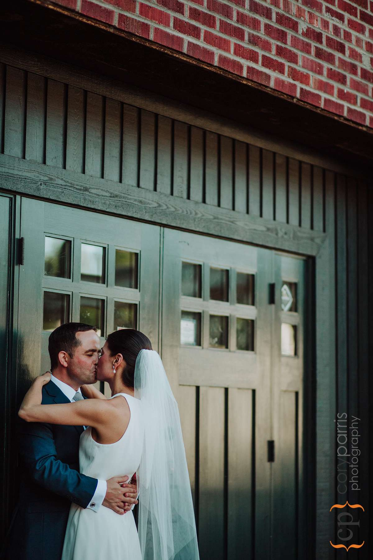 Georgetown Ballroom wedding portrait