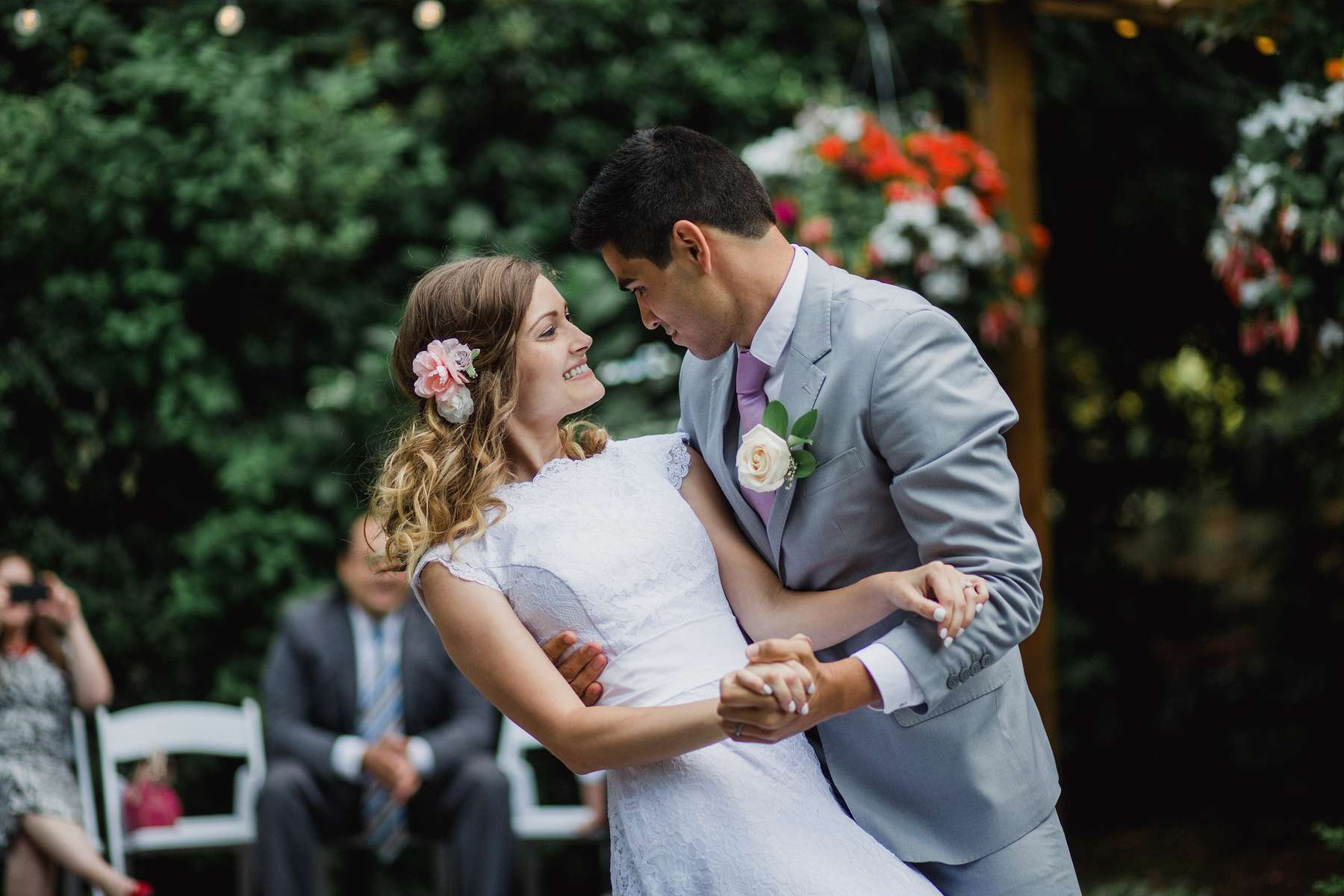 First dance at Robinswood House