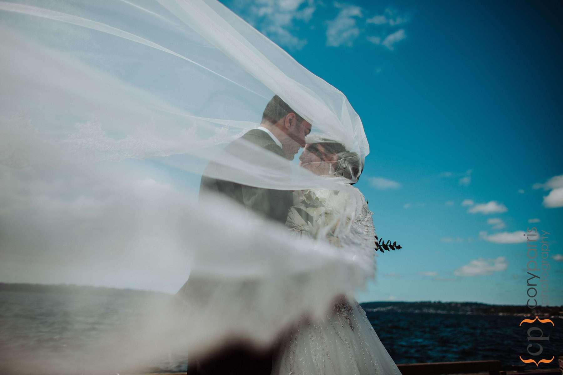 Cool veil photo