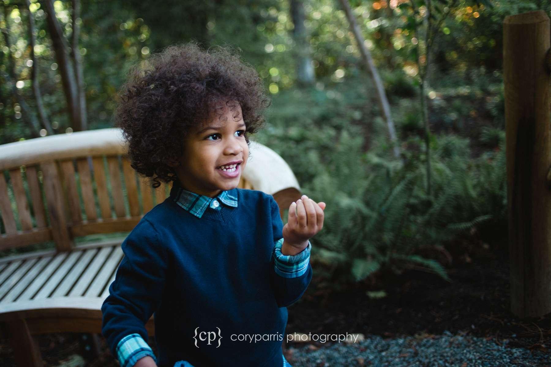 Bellevue kids portrait photography