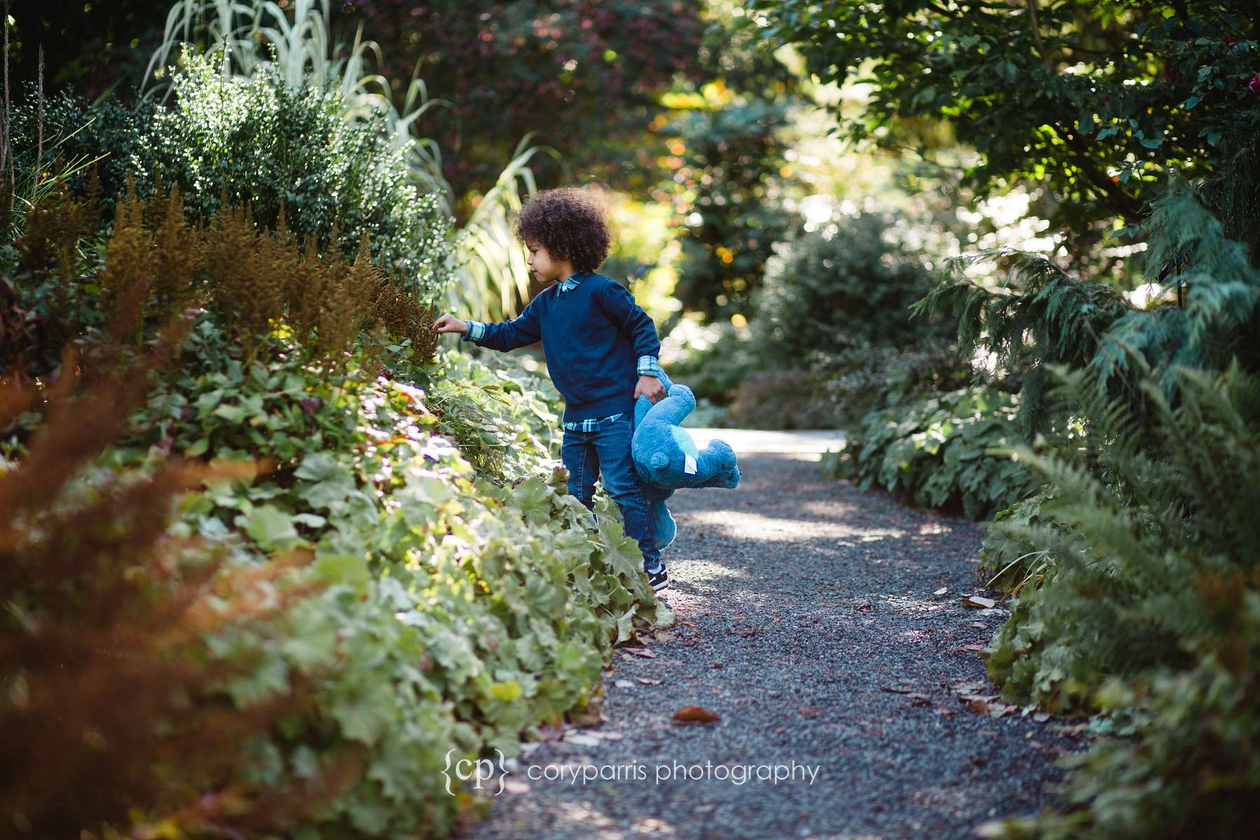 Kids portrait photography in Bellevue