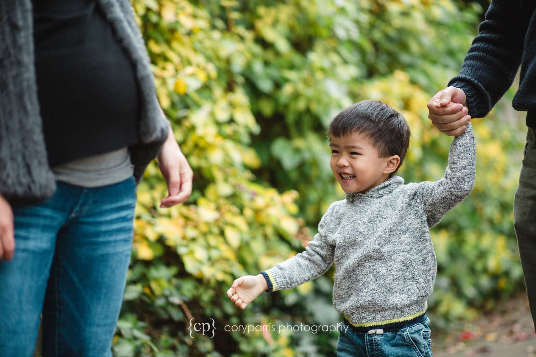Kids and family portraits in Seattle