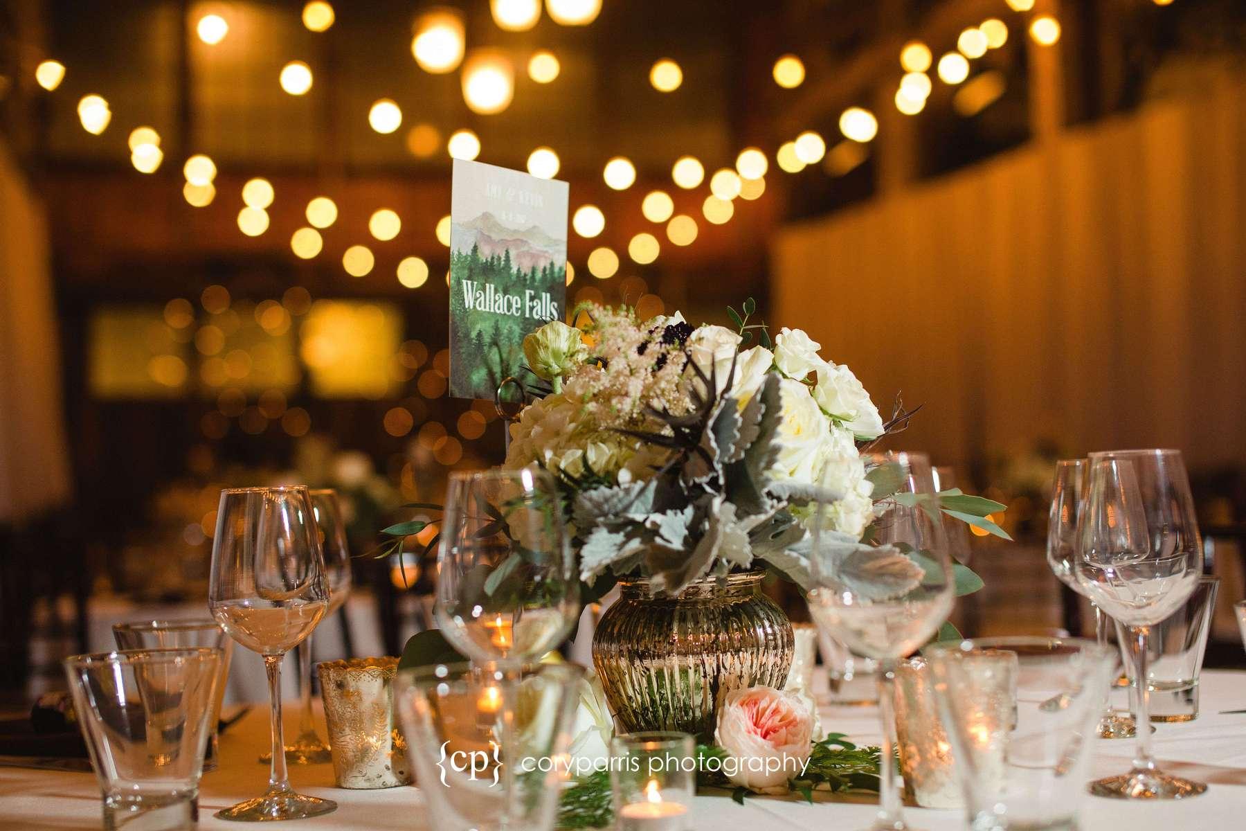 Incredible wedding details