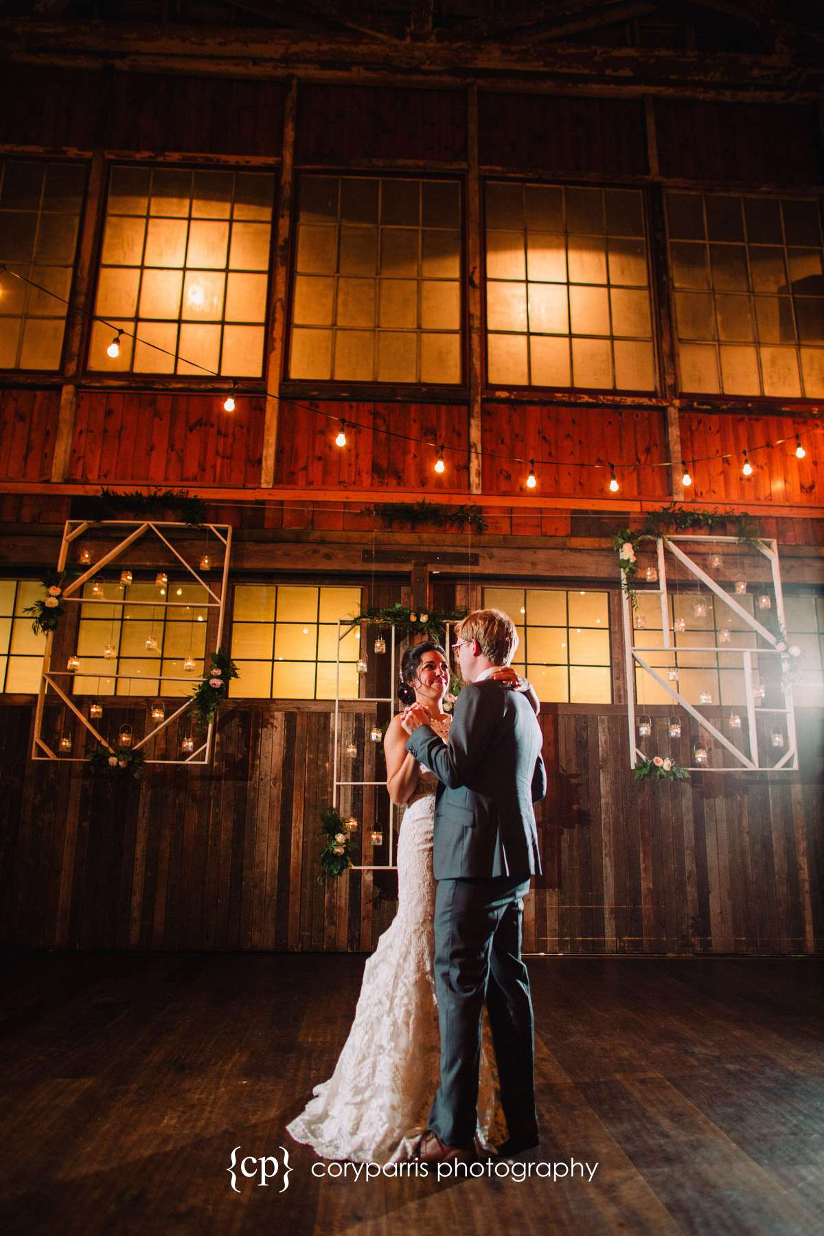 First Dance at SODO Park