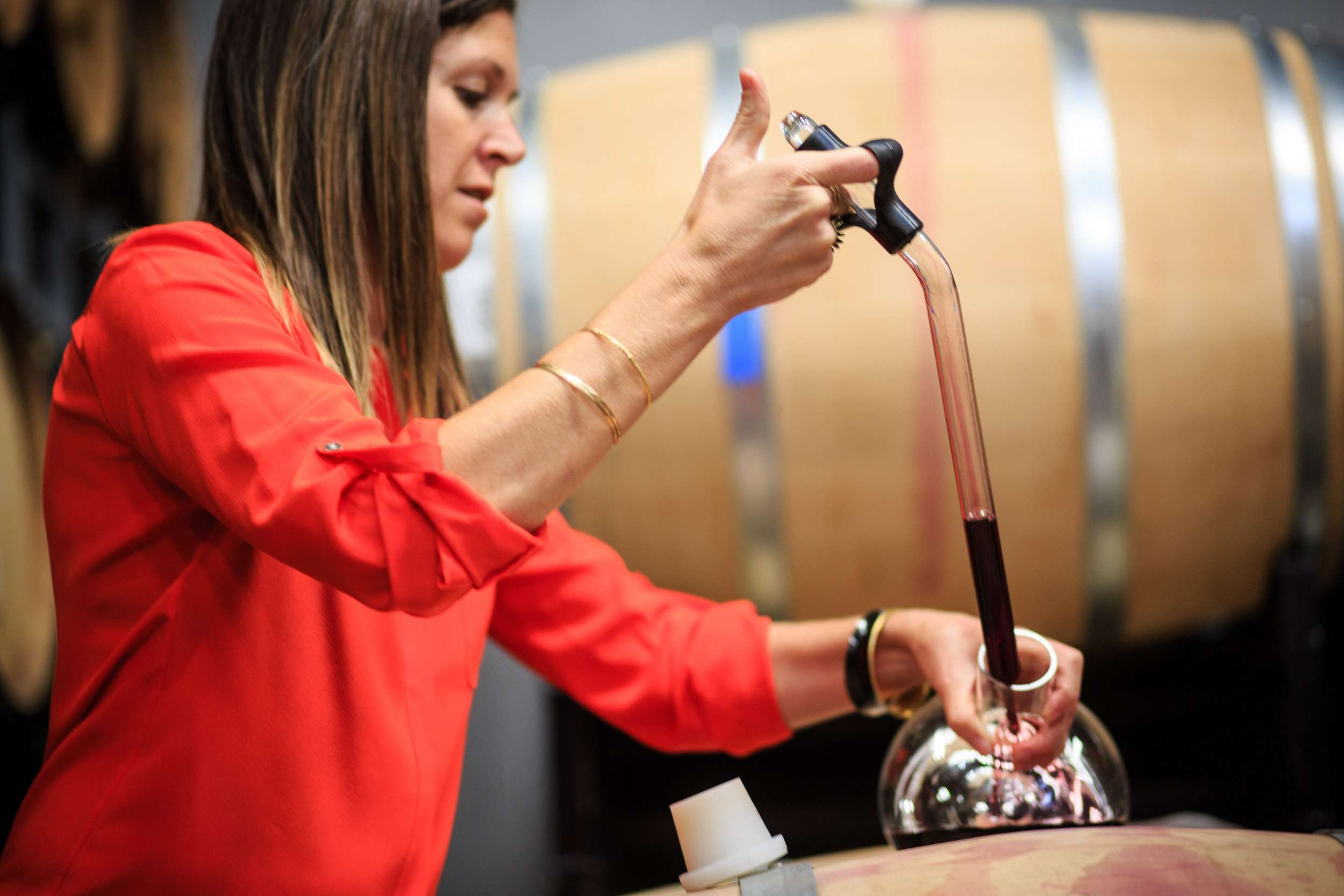 wine tasting event photography washington