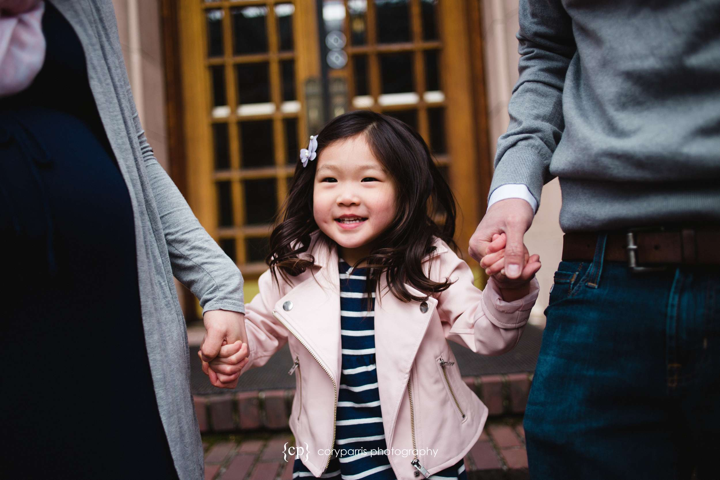 smiling toddler photography