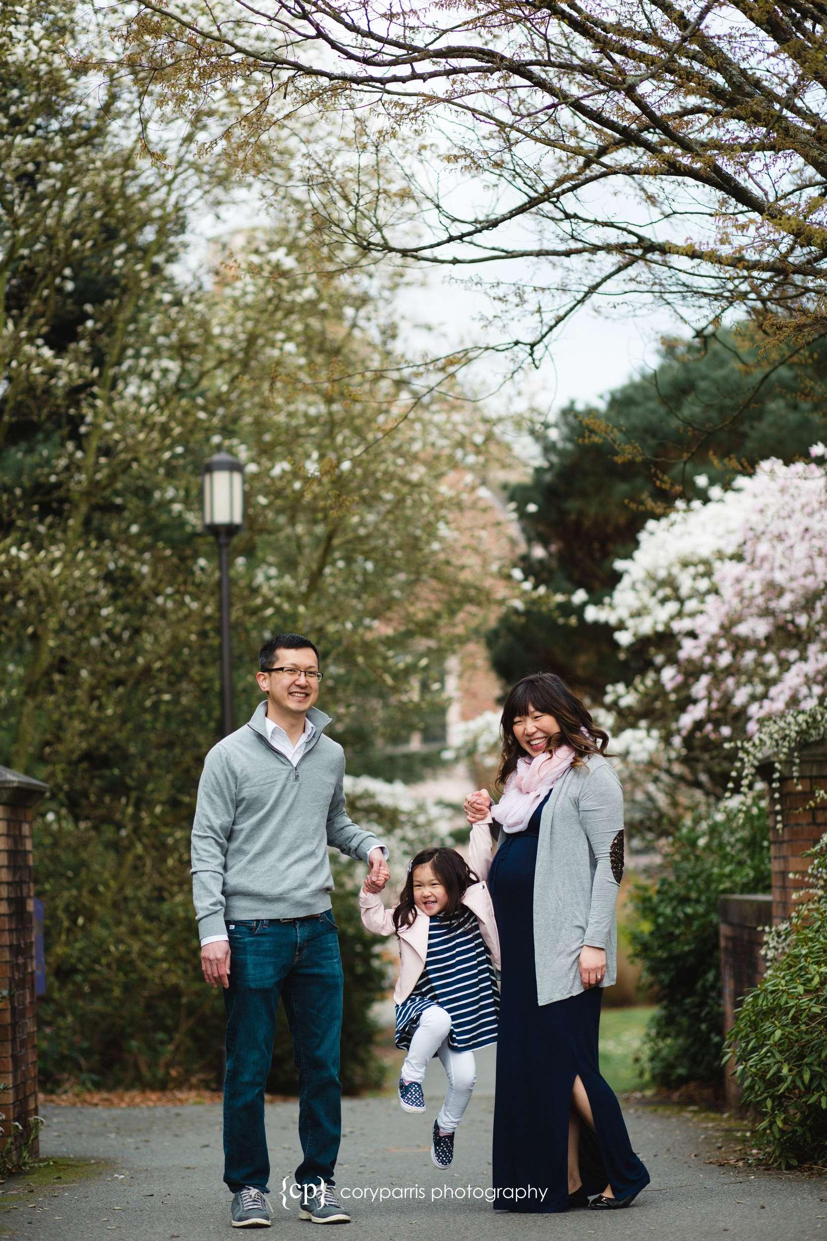 best family portrait photographer seattle
