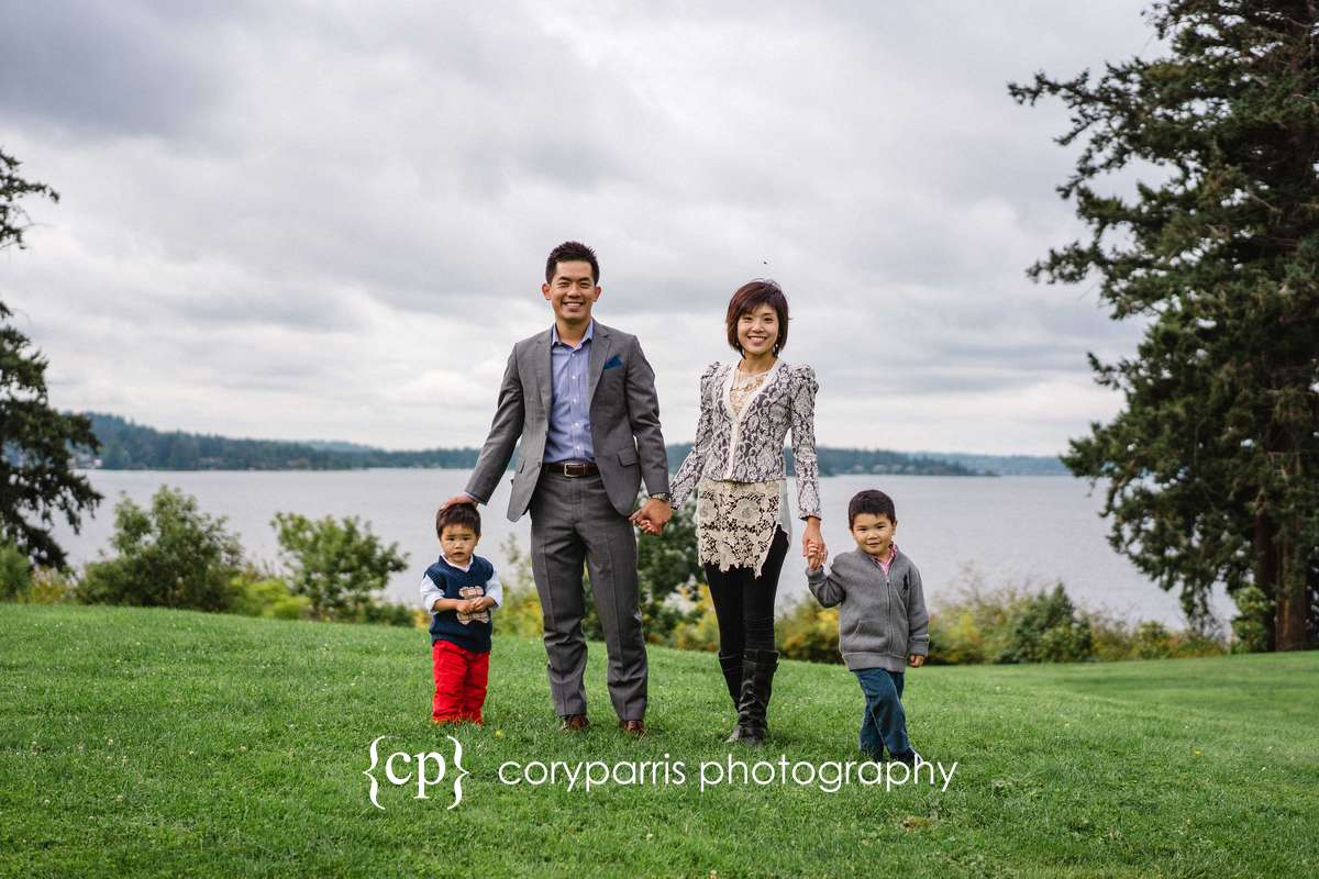 Family and kids portraits in Kirkland.