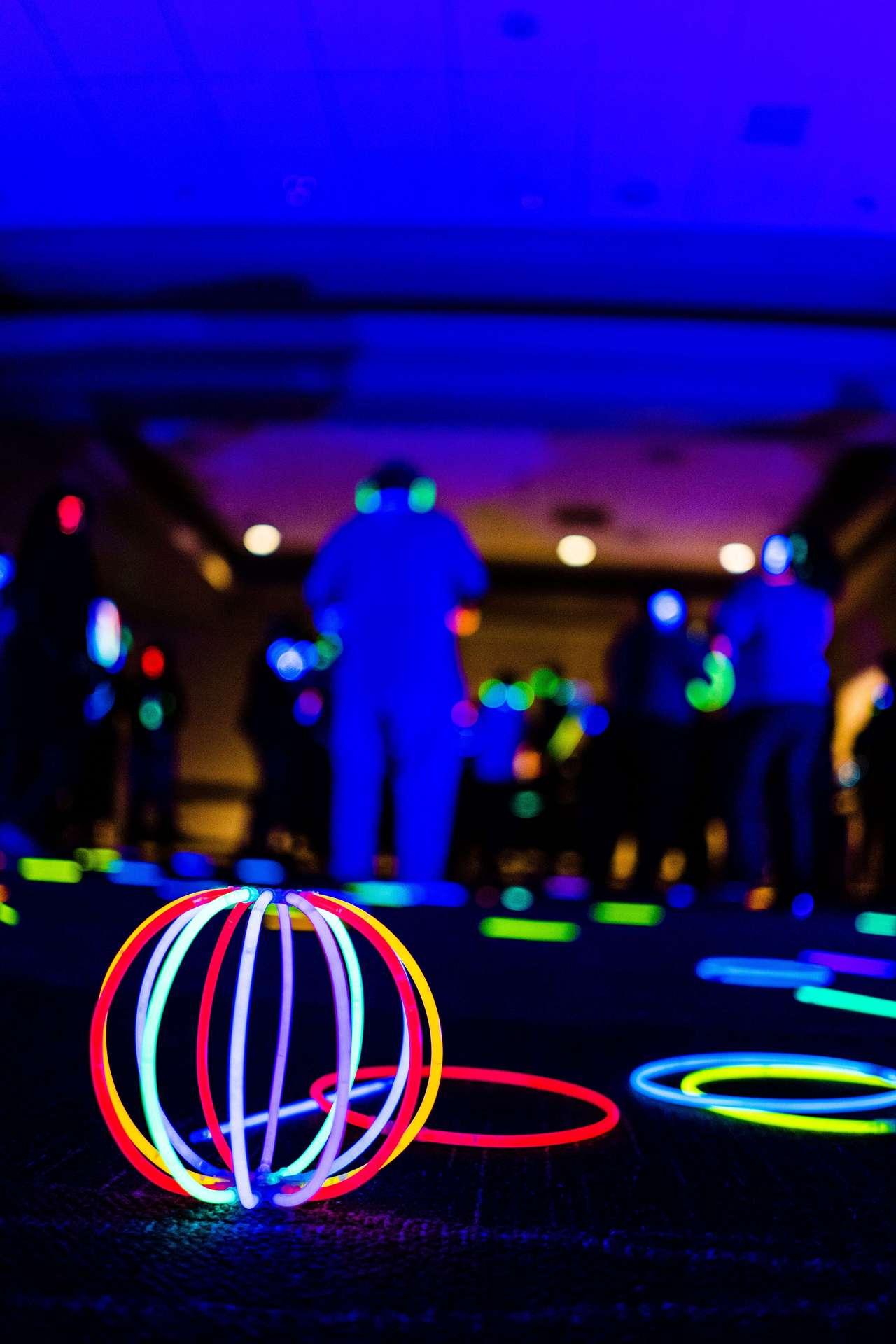 Silent disco convention event