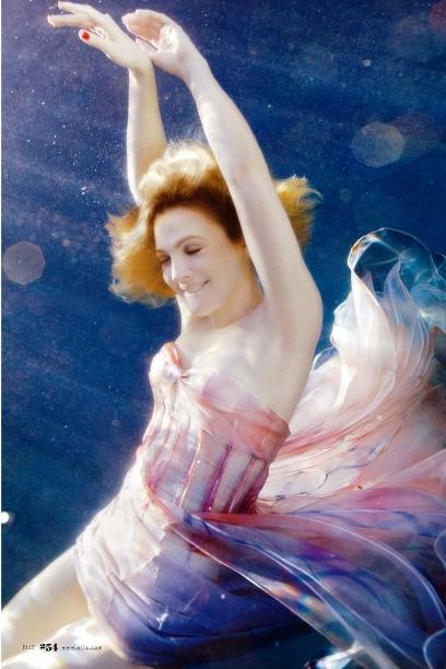 Drew Barrymore - Venus in Pisces