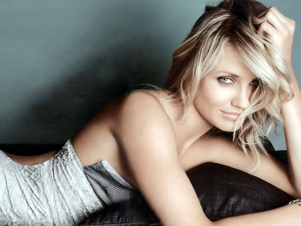 Cameron Diaz - The Rock