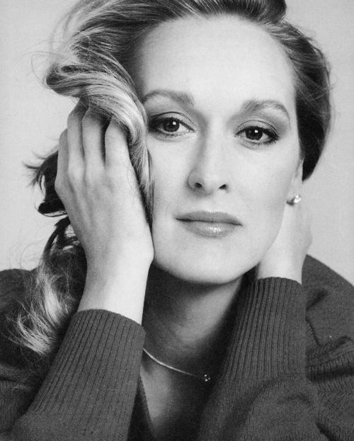 Meryl Streep - The Rock