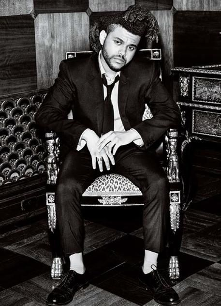 The Weeknd - Mars in Capricorn