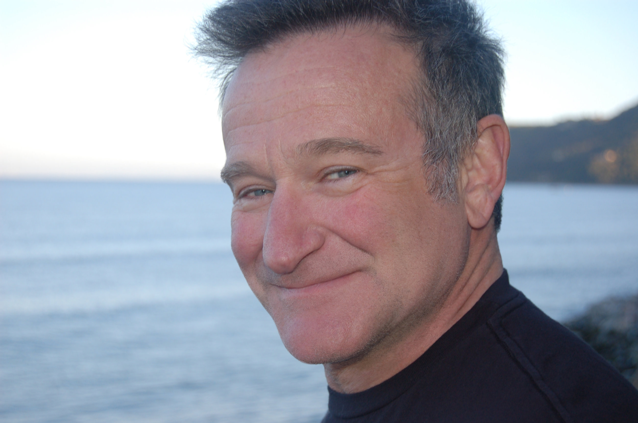 Robin Williams -Dreamer - (Pisces Moon)