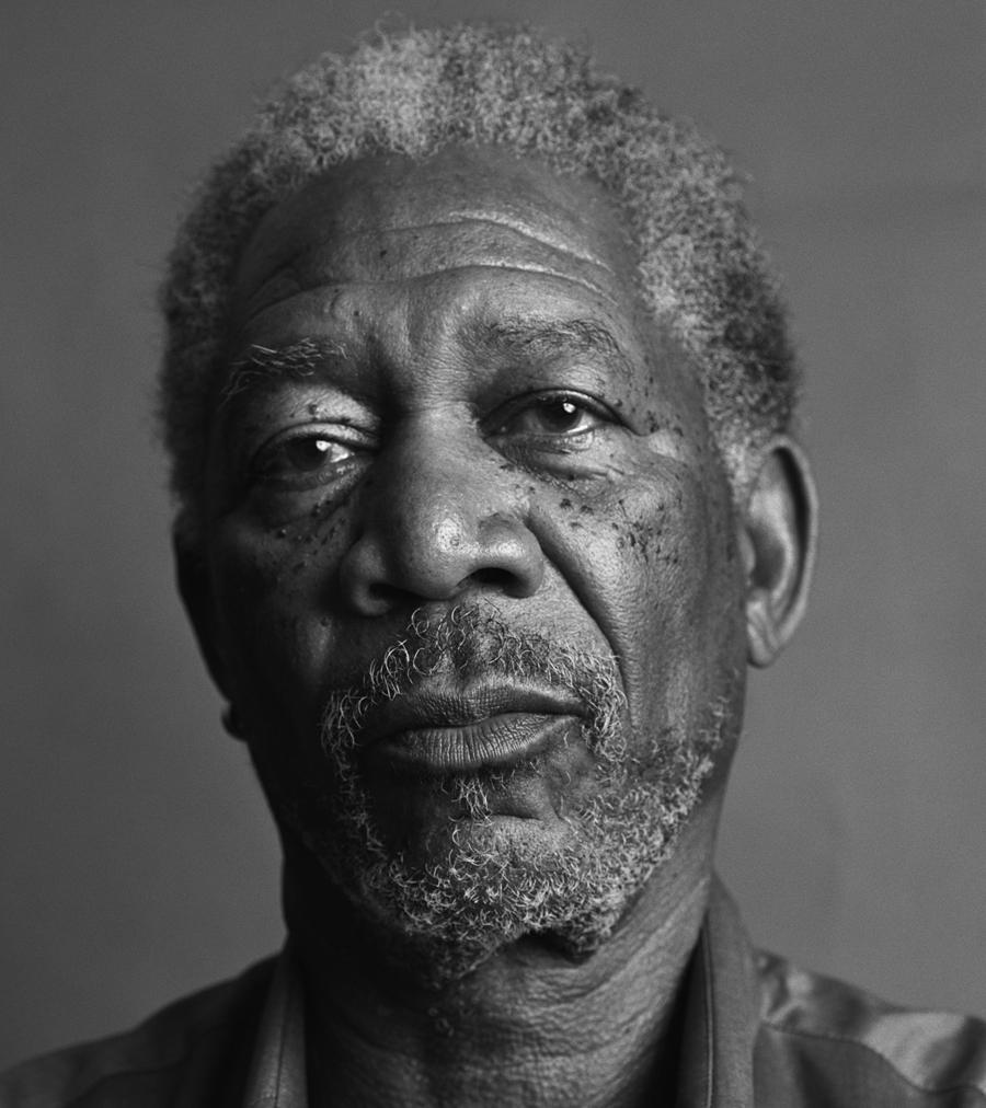 Morgan Freeman - The Dreamer