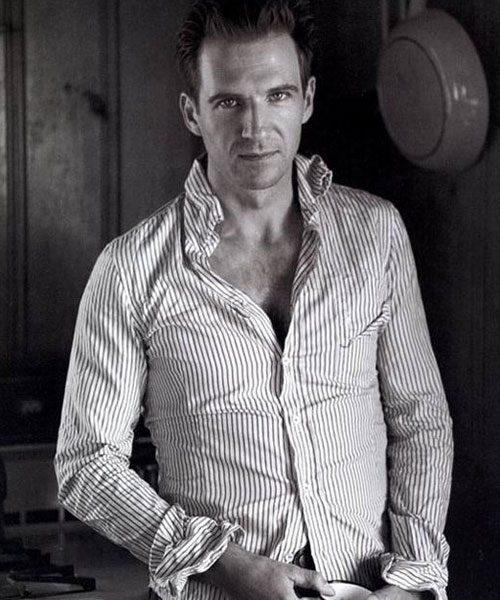 Ralph Fiennes - Venus in Scorpio