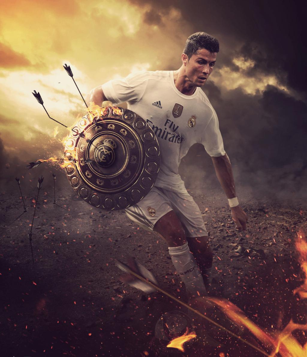 Cristiano Ronaldo - The Warrior