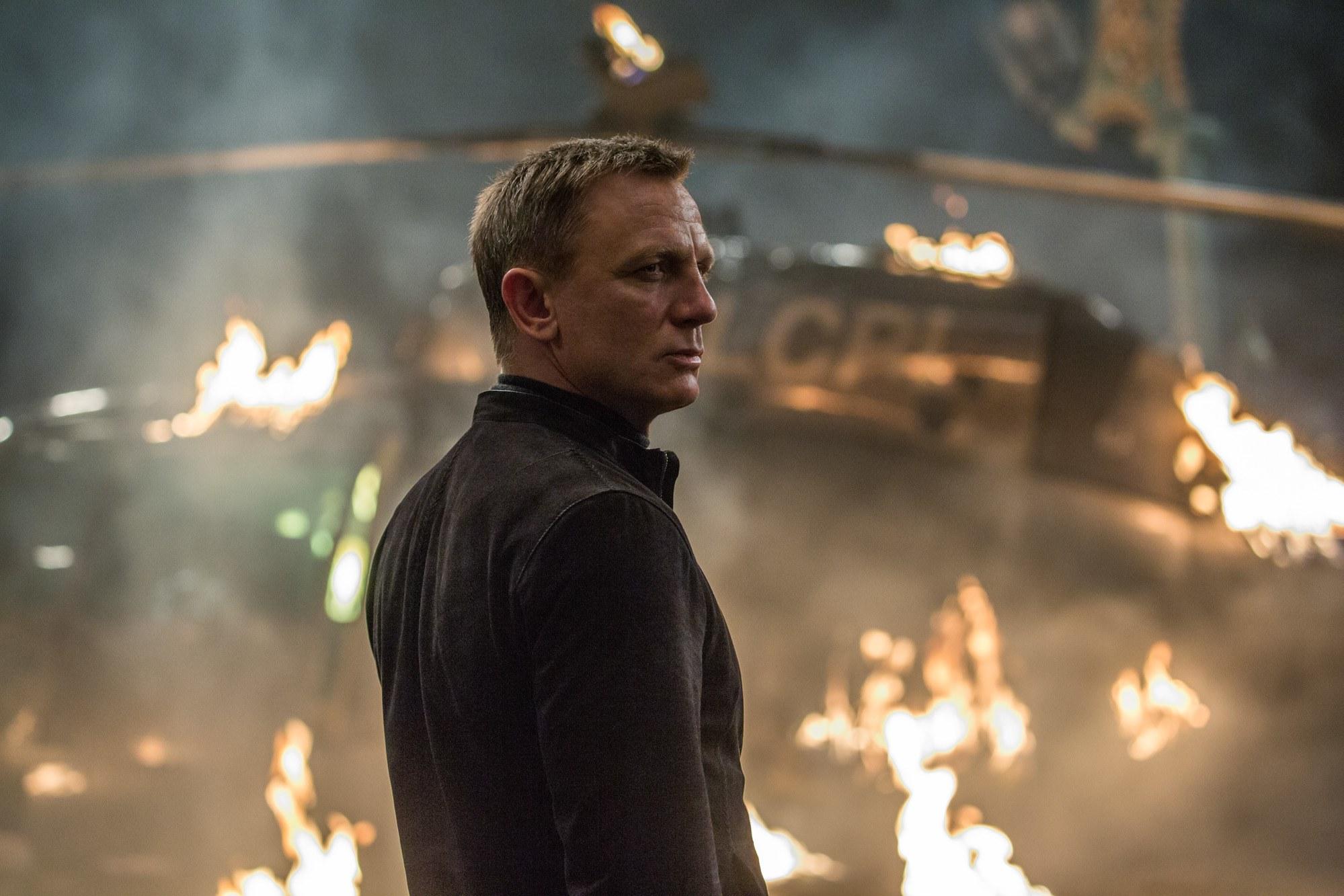 Daniel Craig - The Warrior