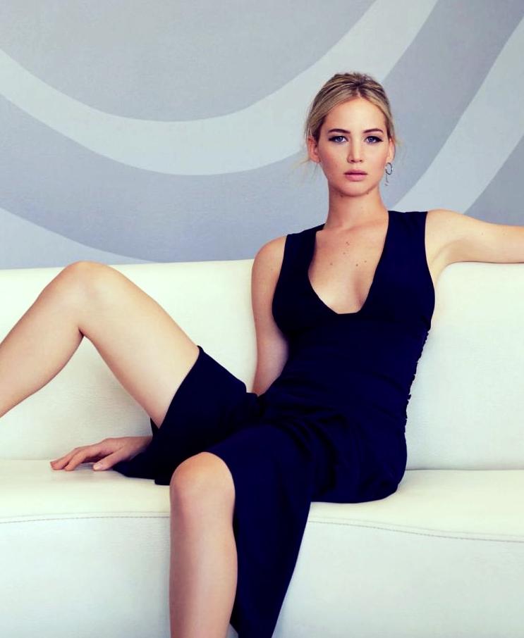 Jennifer Lawrence - The Provider