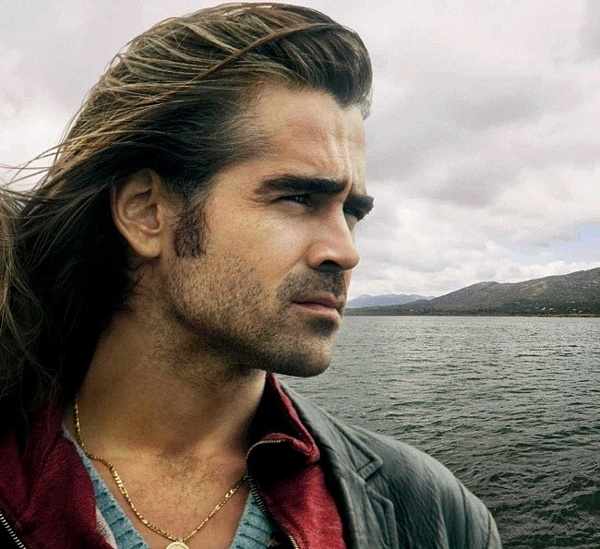 Colin Farrell - The Hero