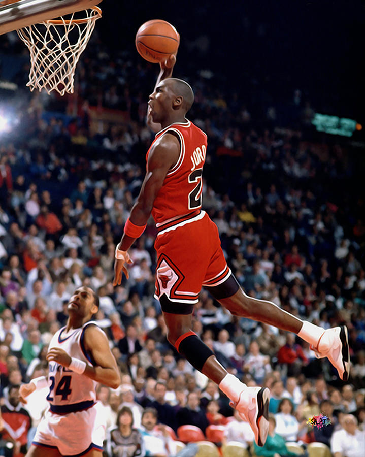 Michael Jordan - The Hero