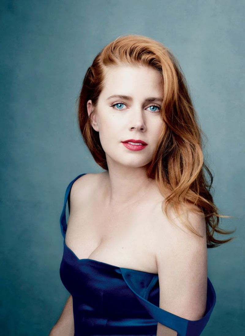 Amy Adams - Mars in Virgo