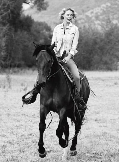 Katherine Heigl - The Mustang